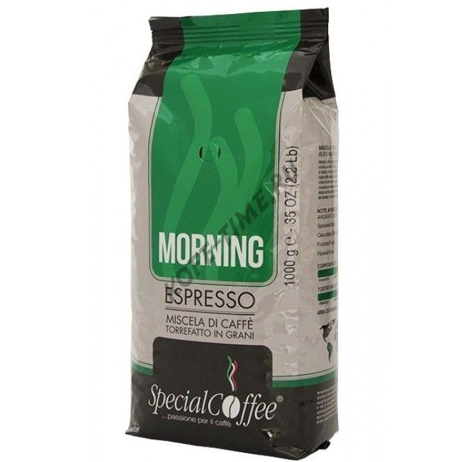 Кофе SpecialCoffee Morning Arabica, 1 кг.