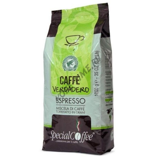 Кофе SpecialCoffee Verdadero, 1 кг.