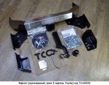 Фаркоп (тсу) ТСС, с лого toyota, тяга 1.5т