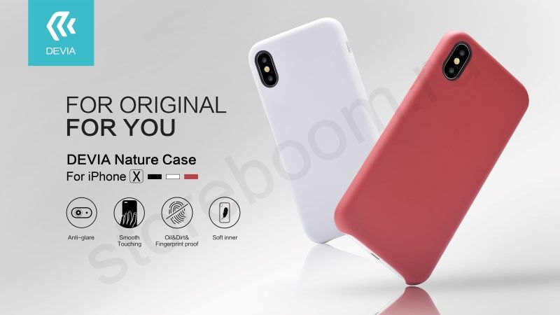 Чехол для Iphone X Devia Nature case