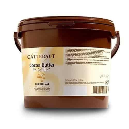 Какао Масло Callebaut