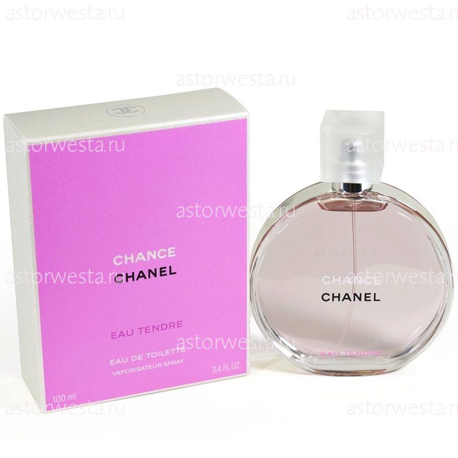 Туалетная вода Chanel Chance Eau Tendre, 100 мл (ПОД ЗАКАЗ)