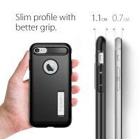 Чехол Spigen Slim Armor для iPhone 7 черный