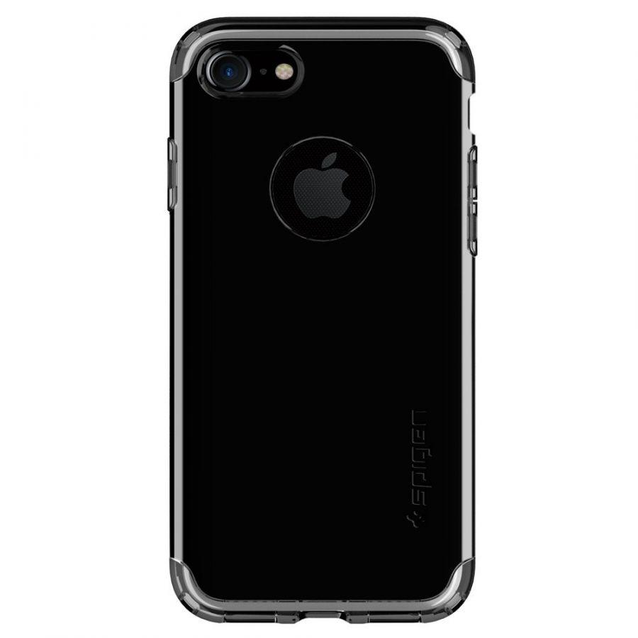 Чехол Spigen Hybrid Armor для iPhone 7 ультра черный