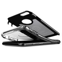 Чехол Spigen Hybrid Armor для iPhone 8 ультра черный