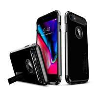 Чехол Spigen Slim Armor для iPhone 8 ультра черный