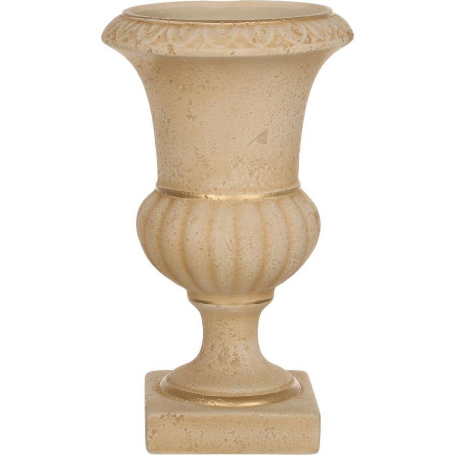 """Кубок """"Романо"""", старинный персиковый, h=37 см."""