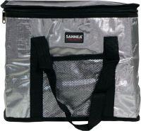 Изотермическая термосумка Sanne Bag 15 литров чёрная