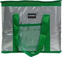 Изотермическая термосумка Sanne Bag 15 литров зелёная