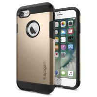 Чехол Spigen Tough Armor для iPhone 7 золотой