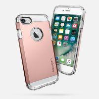 Чехол Spigen Tough Armor для iPhone 7 розовое золото