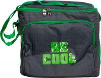 Изотермическая термосумка Be Cool 18 литров зелёная