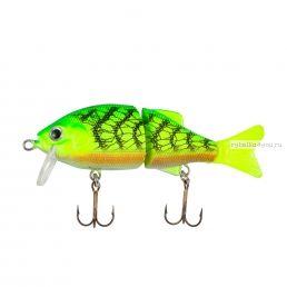 Купить Воблер Chimera Bionic Swim Bait Mage Crank 70FL 70мм /16гр / Заглубление: 0,3-1м цвет:307 (2 зап, хвоста)