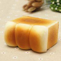 Купить Cквиши брелок хлеб недорого с доставкой