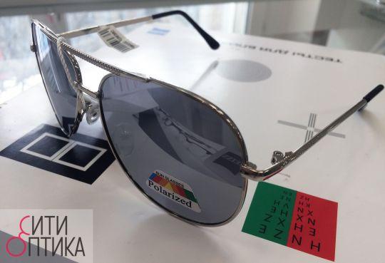 Зеркальные солнцезащитные очки Polarized P256