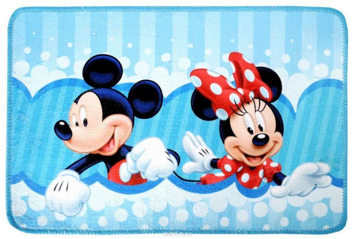 Коврик Disney Микки и Минни Маус 60х40 см 64863