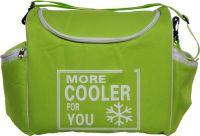 Изотермическая термосумка More Cooler 24 литра зелёная