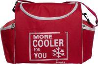 Изотермическая термосумка More Cooler 24 литра красная