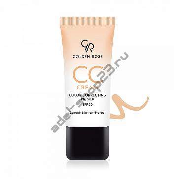 Golden Rose -  CC Cream Color