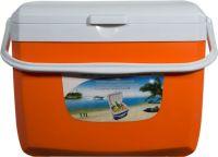 Изотермический контейнер Cooler Box 13 литров оранжевый
