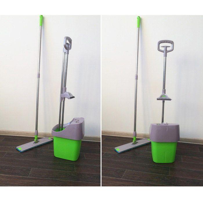 "Набор для уборки ""Self-Cleaning Mop"" (самоочистка и отжим)"