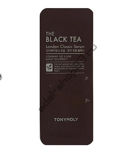 TONY MOLY - The Black Tea London Classic Serum пробник