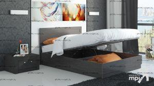 Кровать Токио с ПО СМ-131.13.001