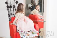 Парикмахерское кресло Sorento - вид 16