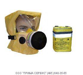 Газодымозащитный комплект ГДЗК-Е