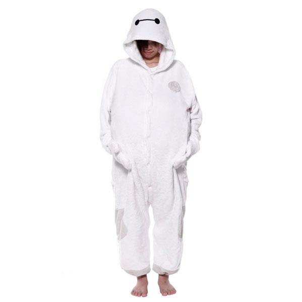 Пижама Кигуруми Baymax_01
