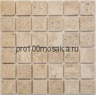 Organic MATT камень. Мозаика серия STONE,  размер, мм: 305*305*7 (Bonaparte)
