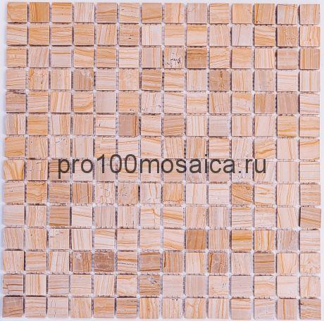London POL камень. Мозаика серия STONE,  размер, мм: 305*305*4 (BONAPARTE)
