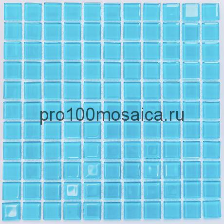 Azov стекло 25*25. Мозаика серия CRYSTAL, размер, мм: 300*300*4 (BONAPARTE)