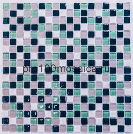 Olivia Мозаика 15*15 серия EXCLUSIVE, размер, мм: 300*300*4 (Bonaparte)