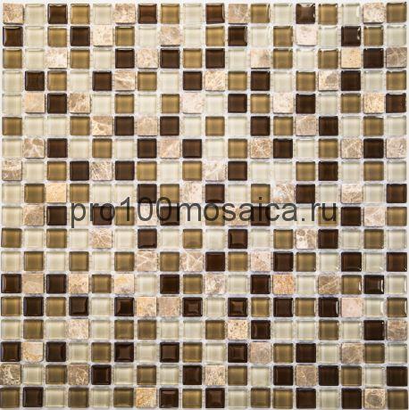 Scarlett Мозаика 15*15 серия EXCLUSIVE, размер, мм: 300*300*4 (Bonaparte)