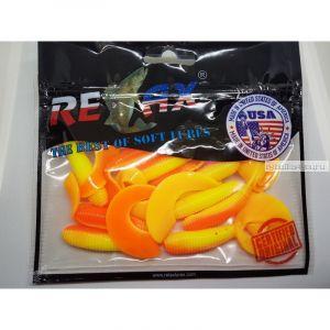 "Твистер Relax Twister 4""  9,0см / упаковка 10 шт / цвет: VR4-TL-060"
