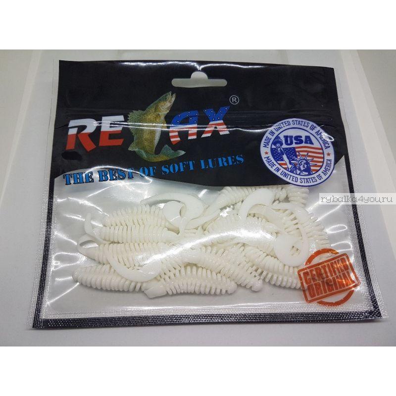 Купить Твистер Relax Turbo 3 6,5см / упаковка 15 шт цвет: TRT3-TS-001