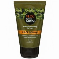 Скраб для кожи лица для мужчин VLCC Ayush Men Face Scrub