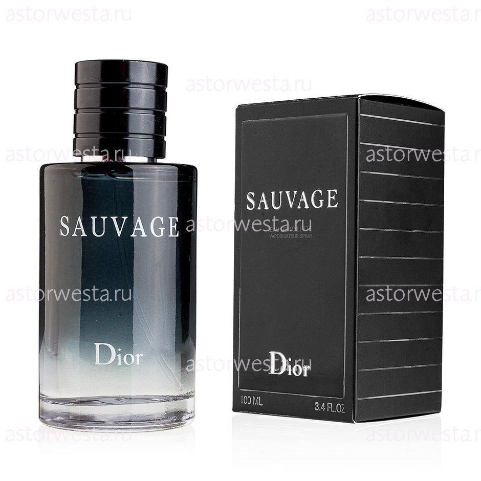 Туалетная вода Christian Dior Sauvage, 100 мл (ПОД ЗАКАЗ)