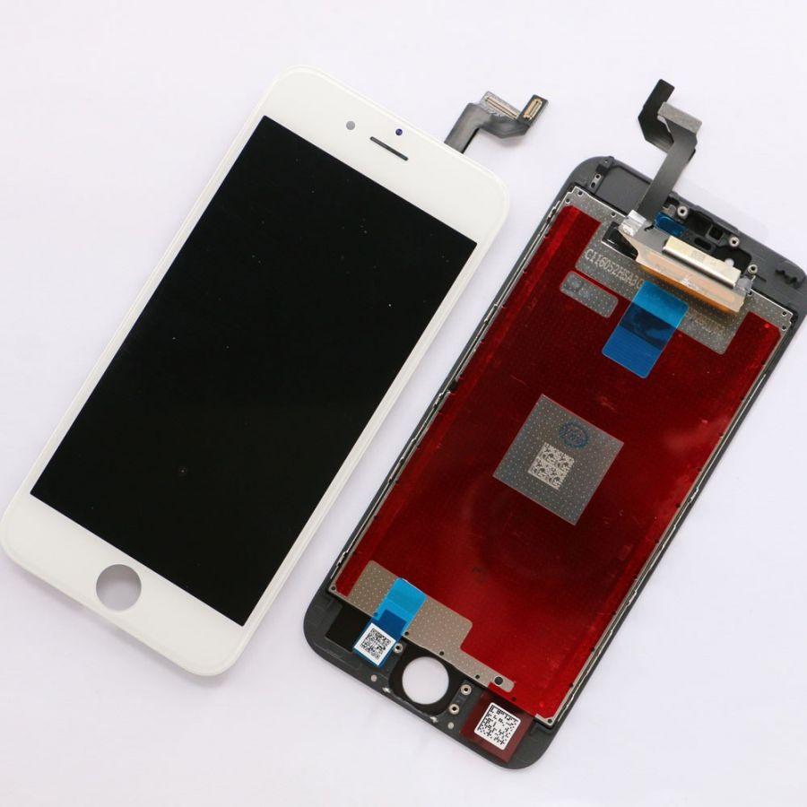 LCD (Дисплей) iPhone 6S (в сборе с тачскрином) (white)