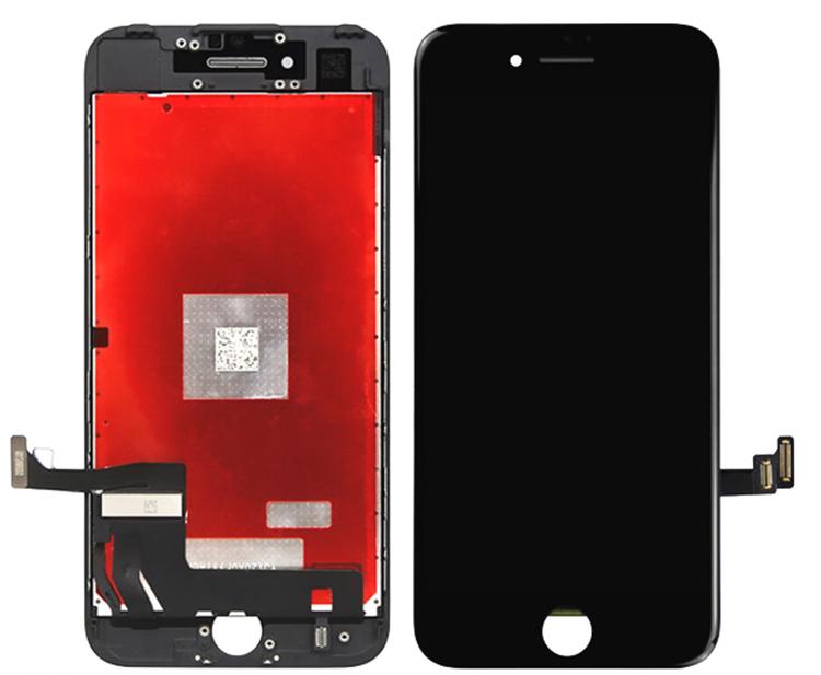 LCD (Дисплей) iPhone 7 (в сборе с тачскрином) (black) Оригинал