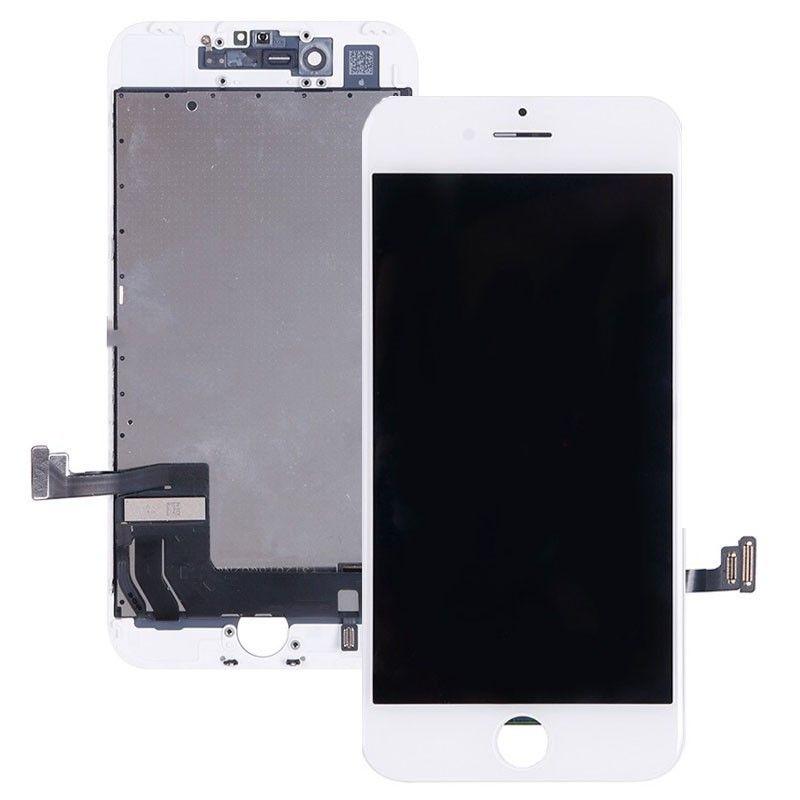 LCD (Дисплей) iPhone 7 (в сборе с тачскрином) (white) Оригинал