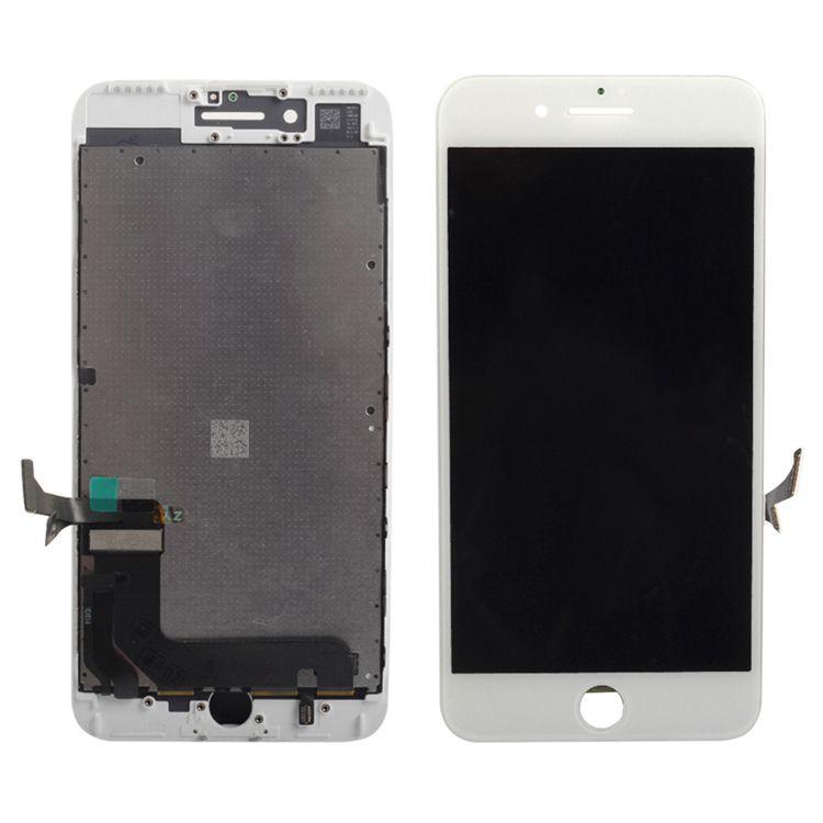 LCD (Дисплей) iPhone 7 Plus (в сборе с тачскрином) (white)
