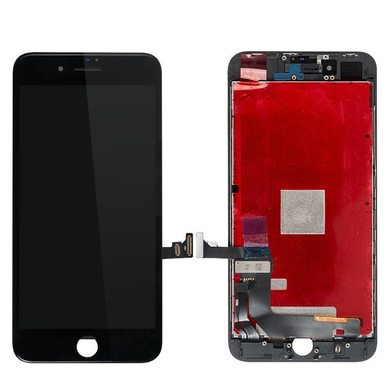 LCD (Дисплей) iPhone 8 Plus (в сборе с тачскрином) (black)