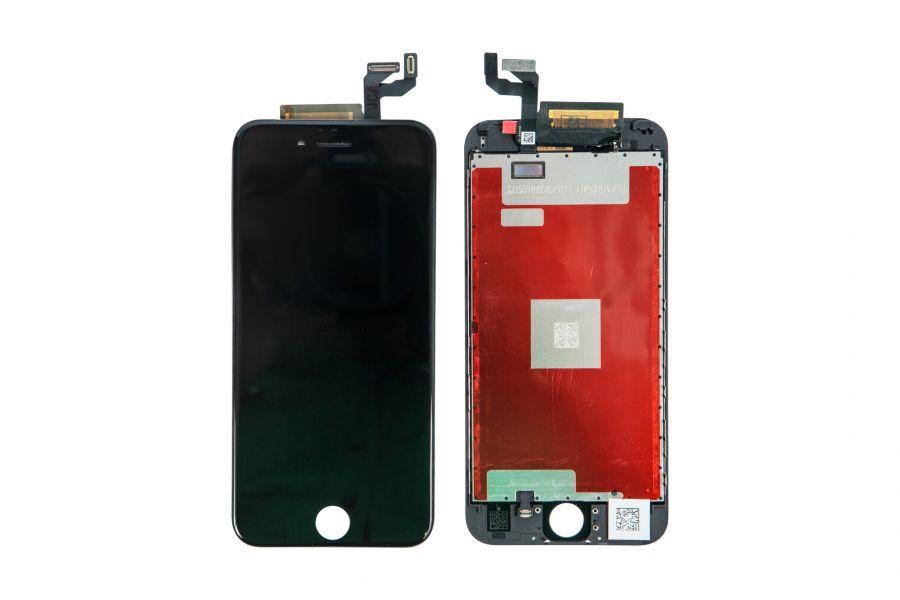 LCD (Дисплей) iPhone 6S (в сборе с тачскрином) (black) Оригинал