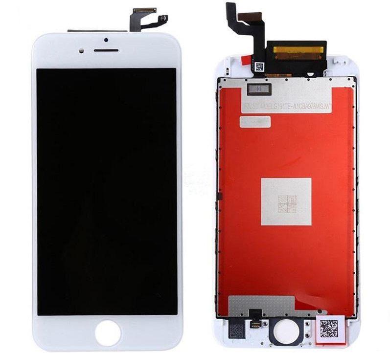 LCD (Дисплей) iPhone 6S (в сборе с тачскрином) (white) Оригинал