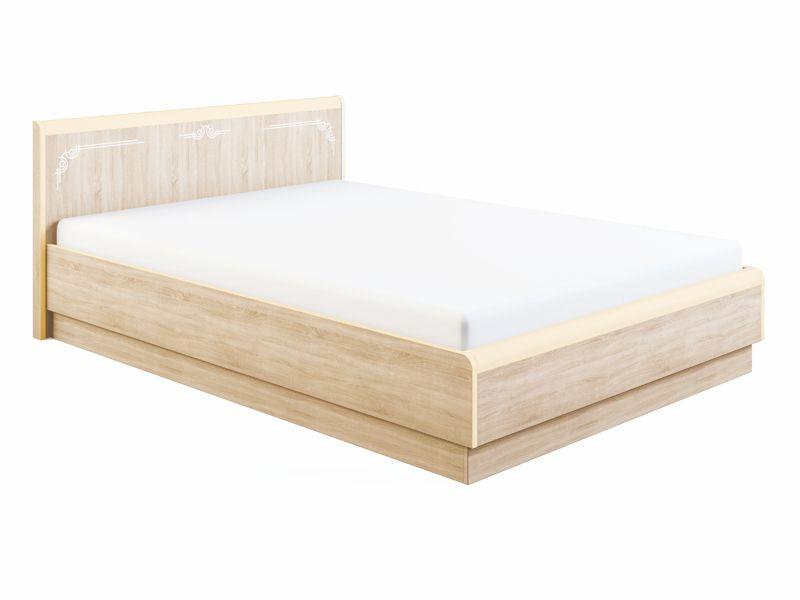 Кровать  Оливия спинка МДФ с подъёмным механизмом