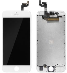 LCD (Дисплей) iPhone 6S Plus (в сборе с тачскрином) (white)