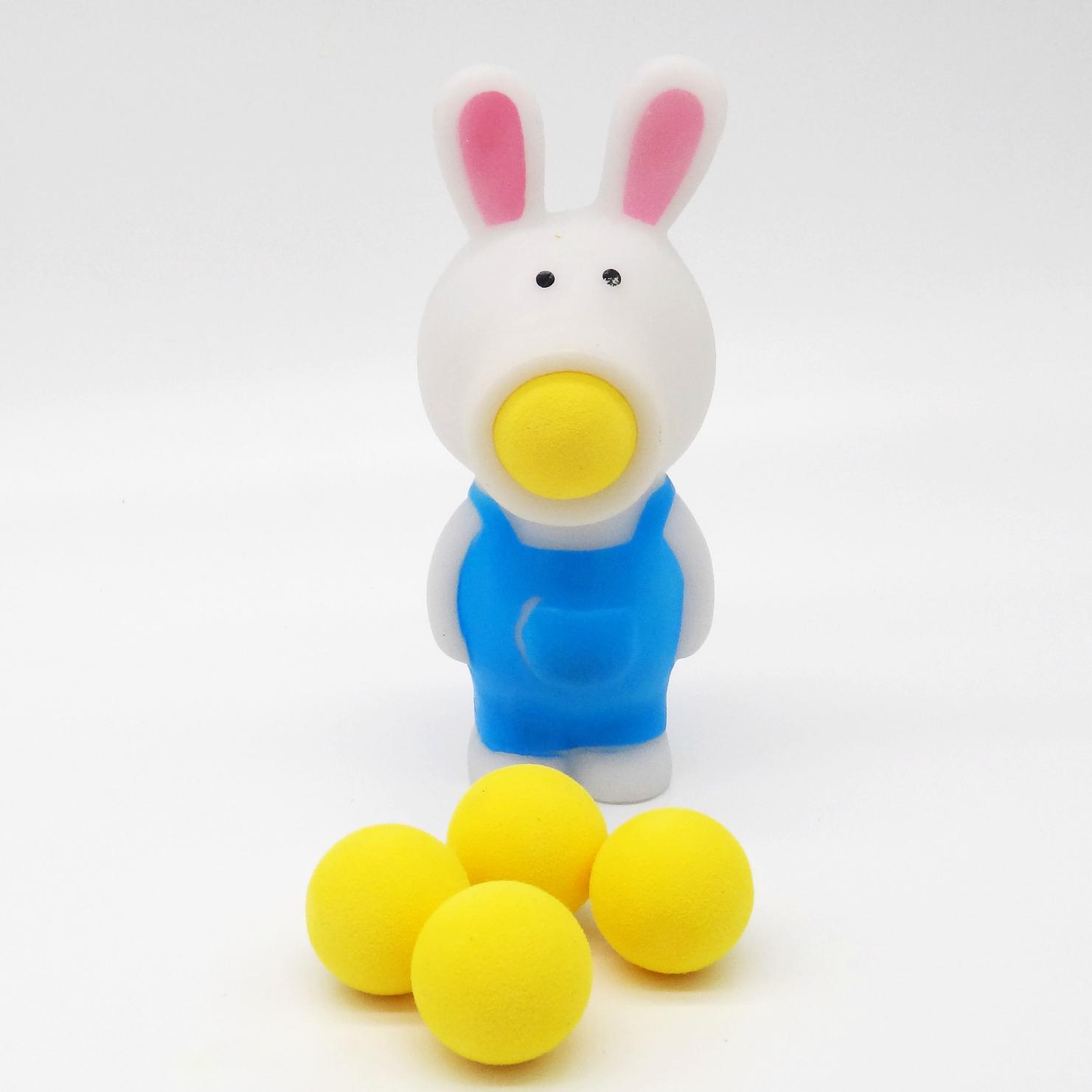 Купить игрушка стрелялка  Заяц Поппер popper недорого с доставкой