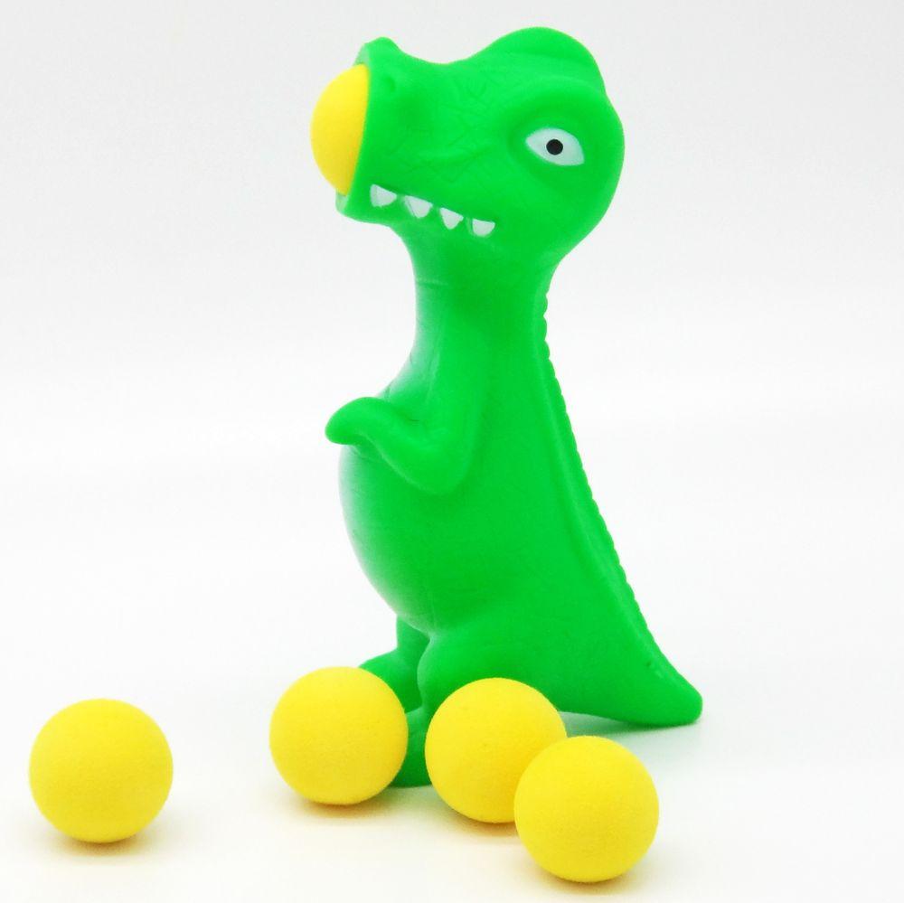 "Игрушка-стрелялка "" Динозавр Поппер"""